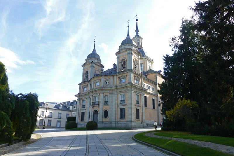 Granja de San Ildefonso, Segovia, guía para visitar el Real Sitio
