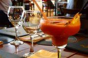 Daiquiri en el ChaChaChá, una de las mejores paladares de La Habana
