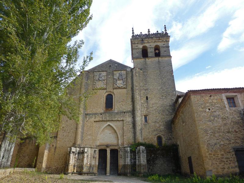 Monasterios de Segovia - Queverenelmundo