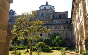 Monasterio de Samos, uno de los principales centros religiosos de Galicia