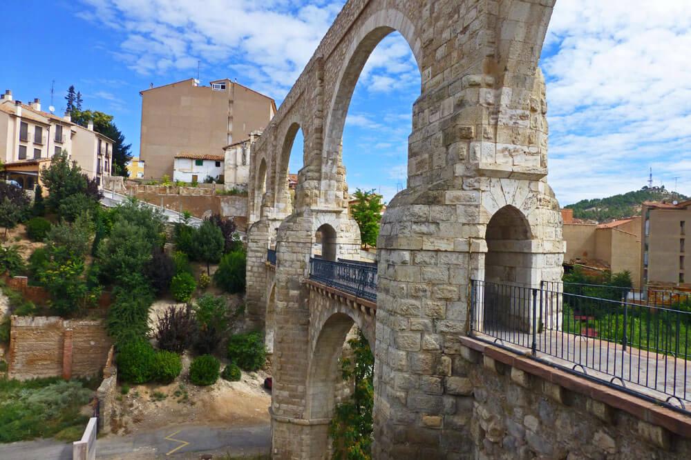 Construcciones civiles de Teruel