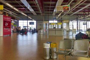 Aeropuerto de Berlín-Schönefeld, uno de los más transitados de la capital de Alemania