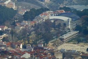 Alameda de los Capuchinos, el más antiguo y emblemático de los parques de Jaén