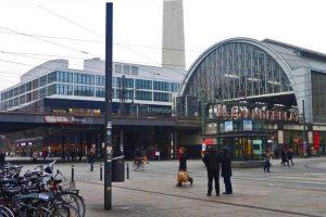 Alexanderplatz, la más famosa de las plzas de Berlín