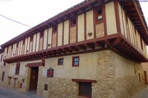Alhóndiga o Alfolí de la Sal en Torrelaguna