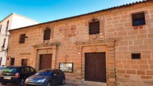 Alhóndiga de Villanueva de los Infantes