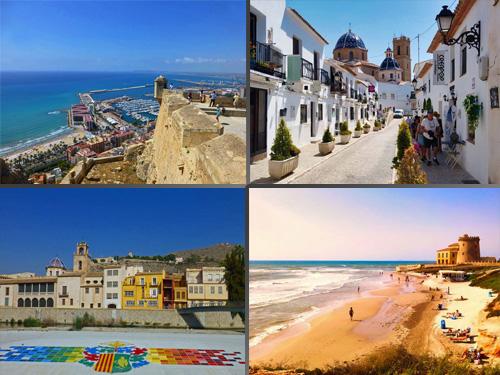 Guías de turismo con todo lo que hay que ver y hacer en la provincia de Alicante