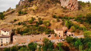 El Déposito, uno de los tres Almacenes Reales