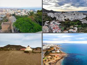 Guías turísticas con todo lo que hay que ver, hacer y visitar en la provincia de Almería