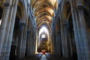 Catedral de Orense, dedicada a San Martín de Tours