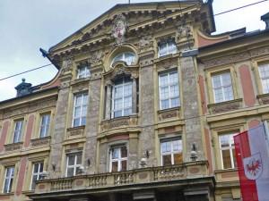Antigua Sede de la Junta Regional de Innsbruck (Altes Landhaus)