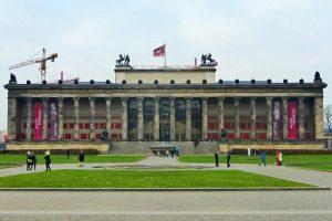 Museo Antiguo de Berlín (Altes Museum)