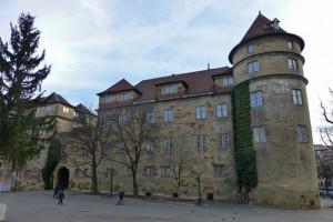 Castillo Viejo de Stuttgart, antigua residencia de los duques de Wurtemberg