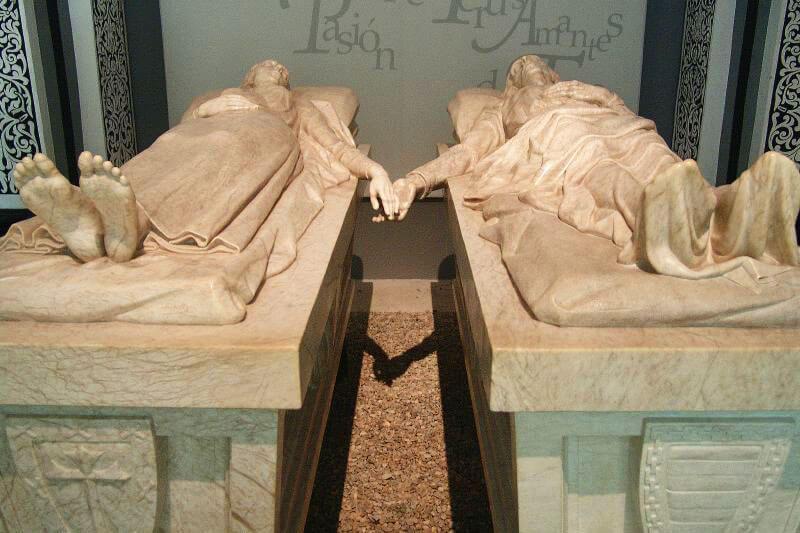 La historia de los Amantes de Teruel es protagonista en las Bodas de Isabel de Segura