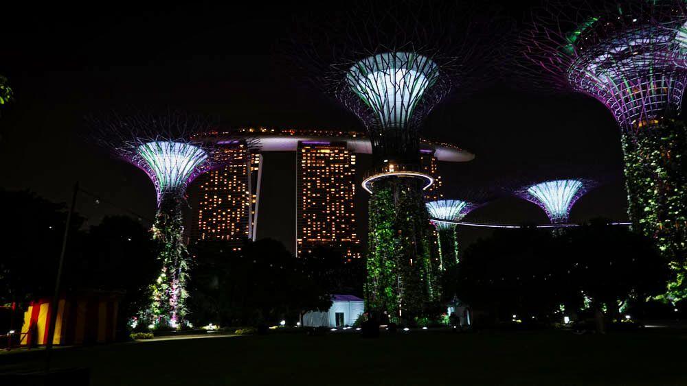 Guía de turismo con todo lo que hay que ver en Singapur