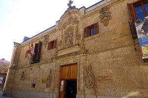 Archivo General de la Guerra Civil Española en Salamanca