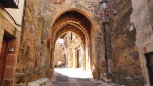Arco de San Juan o Arco de Arrebatacapas