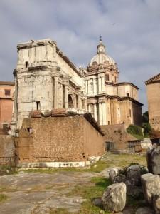 Arco de Septimio Severo