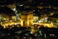 Guía para visitar los principales arcos y puertas de París