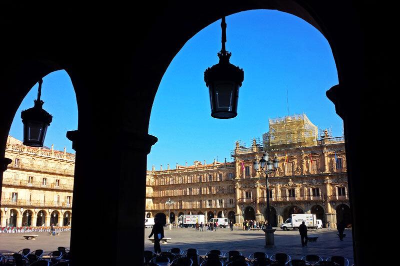 Qué ver y hacer en Salamanca