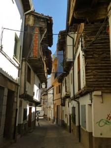 Calles de Villanueva de la Vera