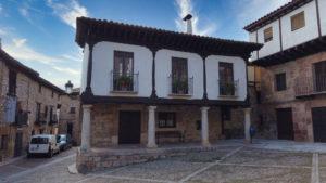 Arquitectura castellana en Atienza