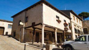 Arquitectura popular en la Plaza del Arcipreste