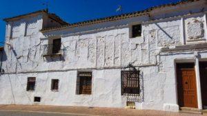 Arquitectura popular de Castillo de Garcimuñoz