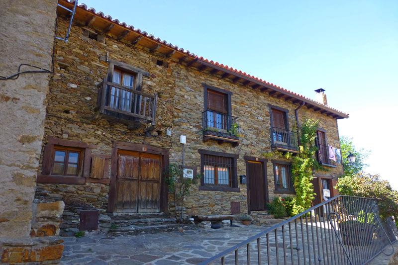 Guía de turismo con todo lo que hay que ver, hacer y visitar en La Hiruela