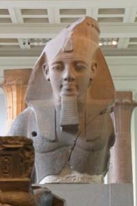 Arte egipcio en el Museo Británico