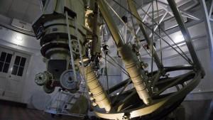 Artefactos astronómicos en el Observatorio Real de Greenwich Park
