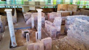 Edificio del Atrio en el Foro Romano