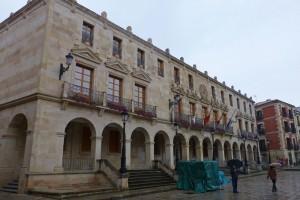 Ayuntamiento de Soria, historia de Soria