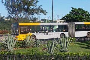 Autobús público de La Habana, conocido como la guagua entre los cubanos, cómo moverse por La Habana