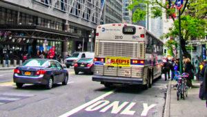 Autobús de Nueva York