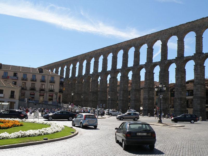 Transporte de Segovia, cómo llegar y moverse por Segovia
