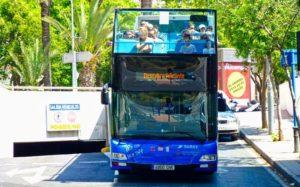 Autobús turístico de Alicante