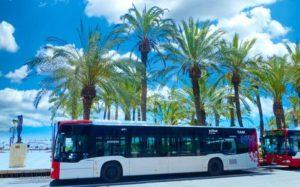 Autobús urbano de Alicante