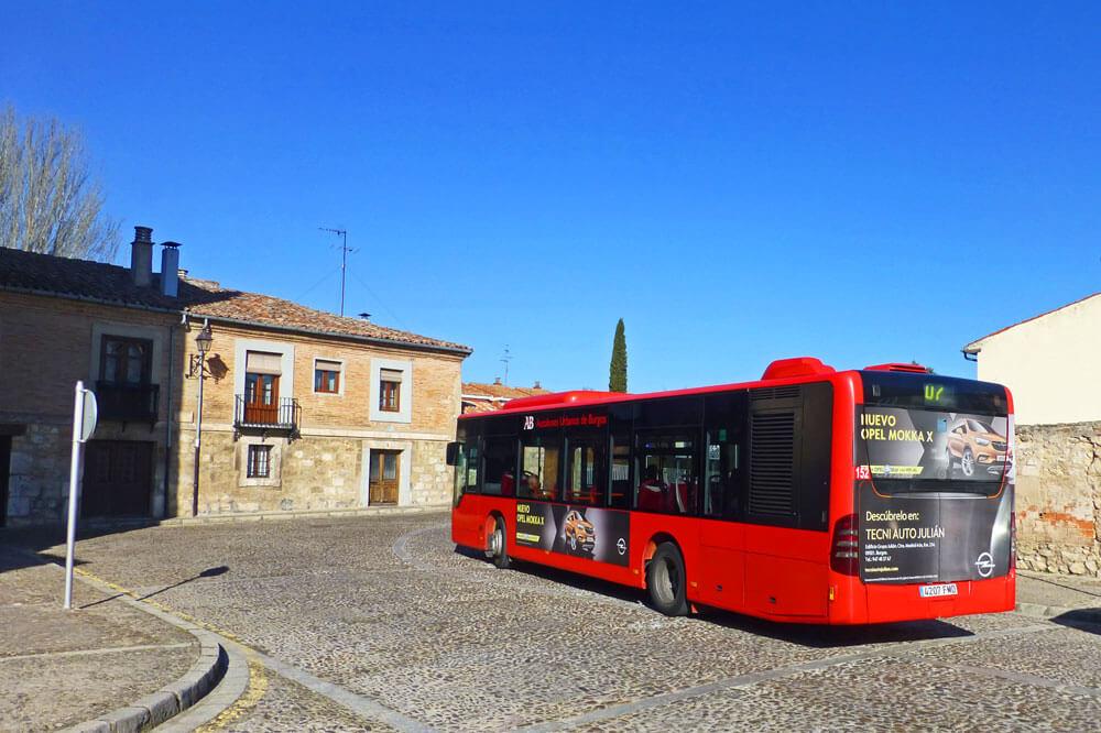 Cómo moverse por Burgos