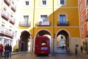 Autobús urbano, el mejor medio de transporte para moverse por Cuenca