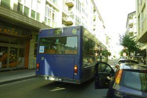 Autobús urbano de Orense