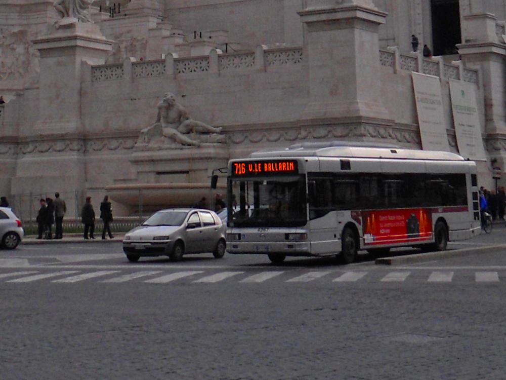 Cómo moverse por Roma