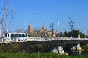 Autobús urbano de Salamanca, el medio de transporte más utilizado para moverse por la ciudad