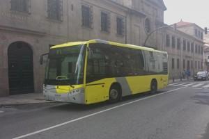 Autobús urbano de Santiago de Compostela, cómo moverse por Santiago de Compostela