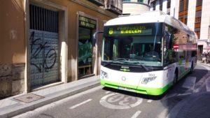 Autobús urbano, la mejor forma de moverse por Valladolid