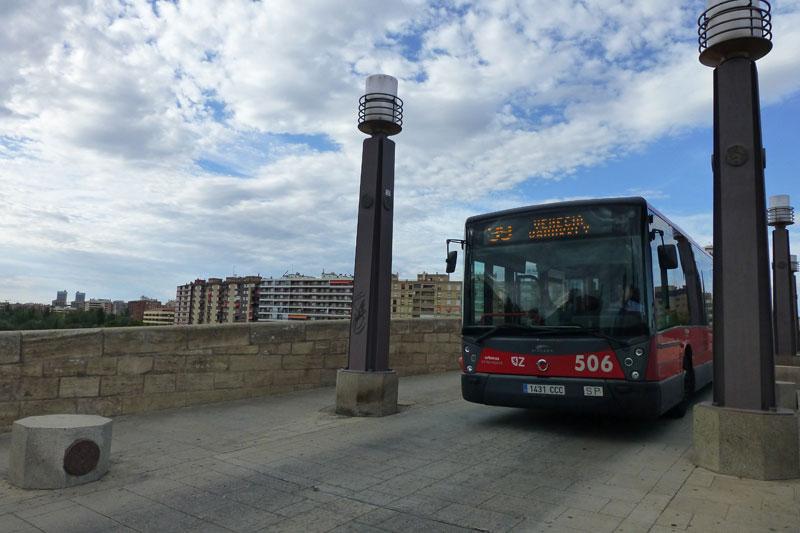 Cómo moverse por Zaragoza