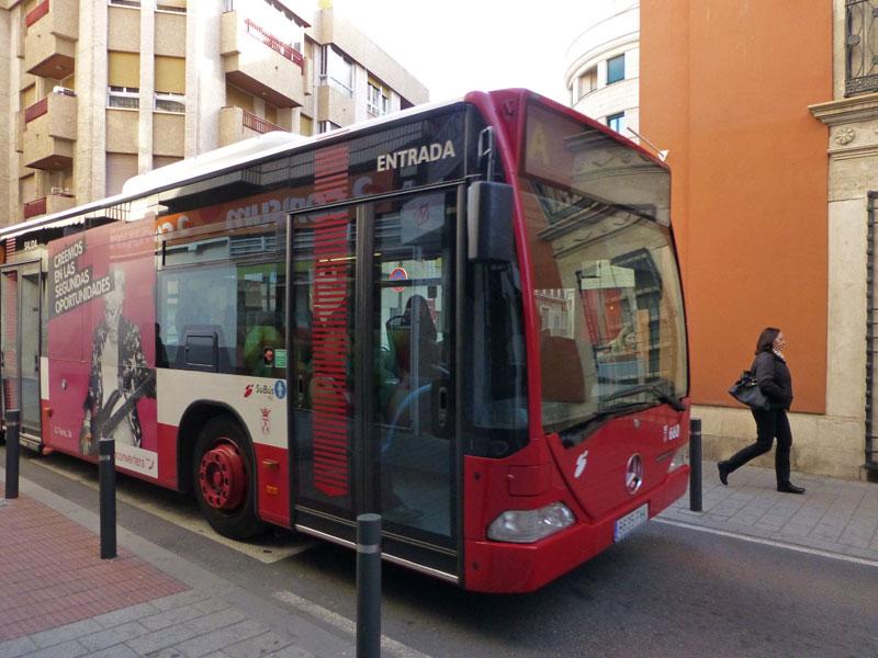 Transporte de Albacete