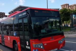 Bilbobus, autobús urbano de Bilbao, cómo moverse por Bilbao