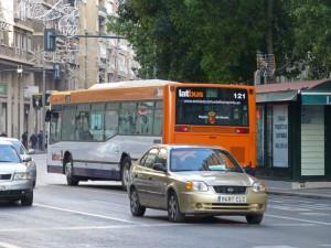 Autobús urbano de Murcia, cómo moverse por Murcia