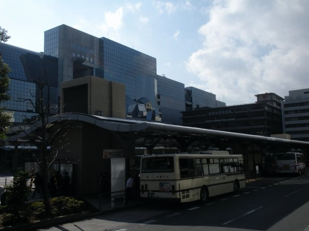 Cómo moverse por Kioto, transporte por Kioto